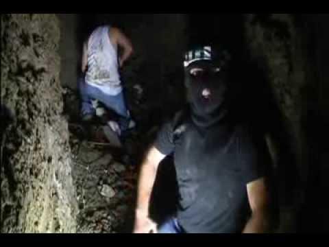 شاهد الحدث: (فيديو) قساميون يرون قصة 24 يوما في نفق