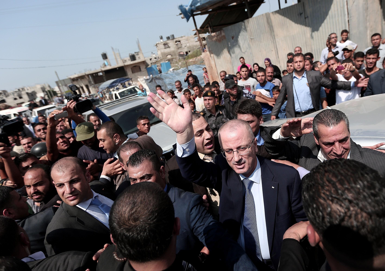 حكومة الوفاق الفلسطينية تعقد جلستها في غزة
