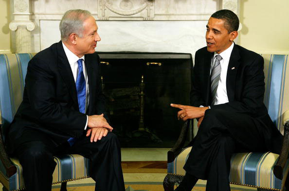 أوباما لنتنياهو: انضمام الفلسطينيين للجنائية الدولية وسيلة غير بناءة