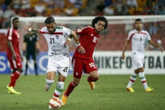 إيران تتغلب على الإمارات