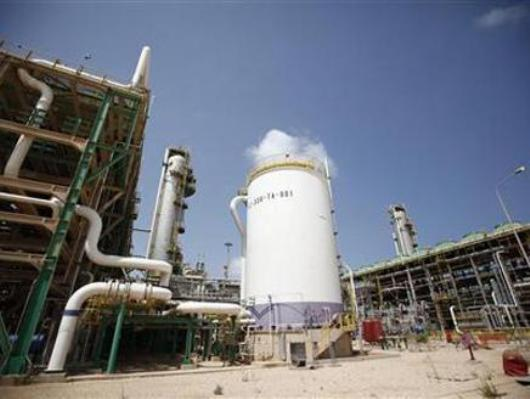 انتاج ليبيا من النفط