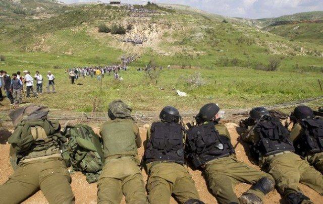 جيش الاحتلال يخلي