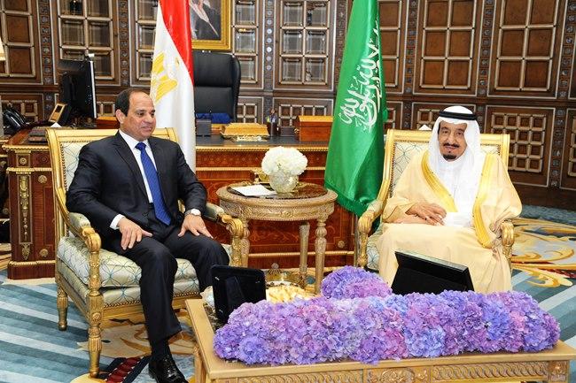دراسة إسرائيلية: 5 خلافات تهدد العلاقات المصرية السعودية