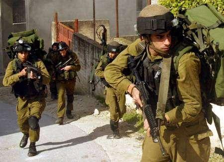 قوات الاحتلال تقتحم روضة أطفال في بيت أمر
