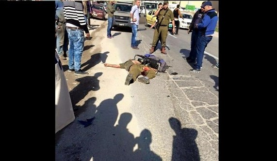 مصرع جندي اسرائيلي بحادث سير جنوب نابلس