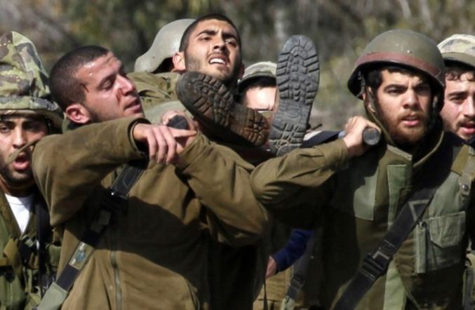 خيارات الاحتلال الإسرائيلي مع استمرار الانتفاضة