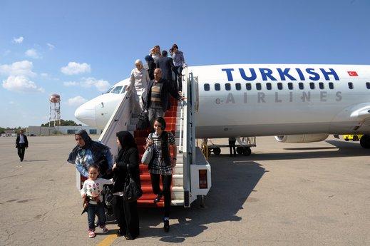 الأتراك إلى أوروبا دون