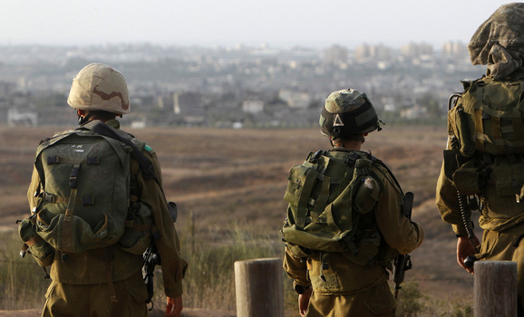الاحتلال يطلق النار على المزارعين شرق دير البلح