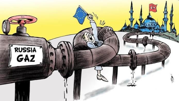 صفقة غاز في الطريق بين تركيا و