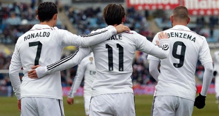 ريال مدريد يمطر شباك رايو فاليكانو بـ10 أهداف