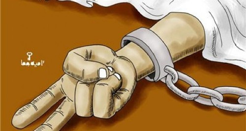 حملة الكترونية دولية لإطلاق سراح الأطفال في سجون الاحتلال
