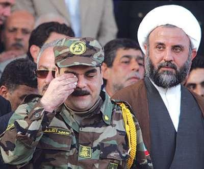 استشهاد القيادي في حزب الله سمير القنطار بغارة إسرائيلية على دمشق(فيديو)
