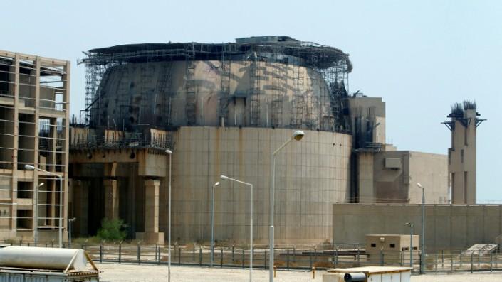روسيا تبدأ بناء مفاعلين نوويين في إيران