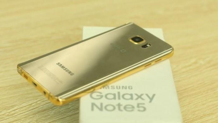 سامسونج تعلن عن Galaxy Note 5 نسخة الشتاء