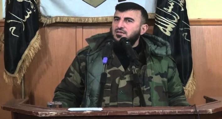 مقتل قائد «جيش الإسلام» زهران علوش في ضواحي دمشق