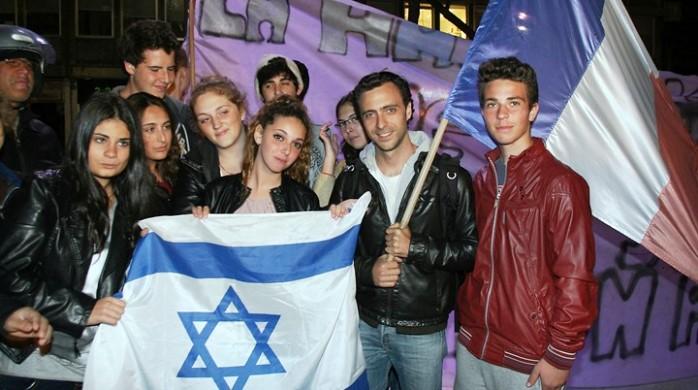 هجرة قياسية ليهود فرنسا إلى