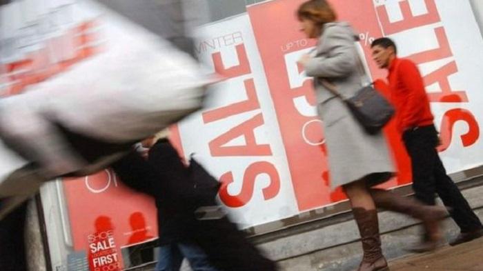 5.5 مليار دولار مبيعات متوقعة للمتسوقين في بريطانيا اليوم