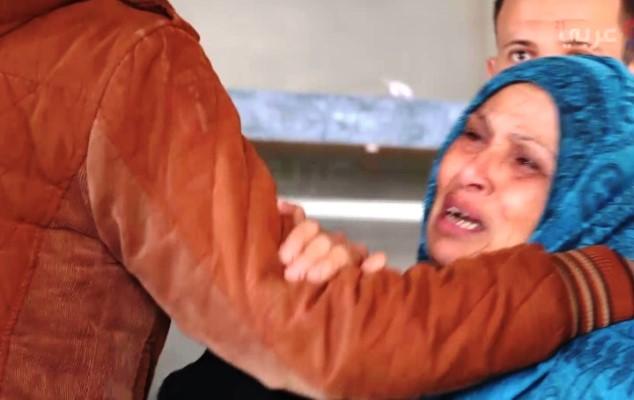 والدة الفلسطيني الذي قتله الجيش المصري تروي قصته (شاهد الحدث)