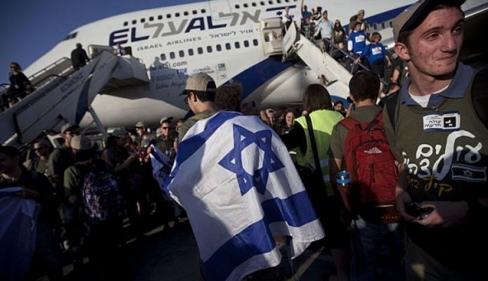 عدد المهاجرين اليهود إلى البلاد الأعلى منذ 10 سنوات !