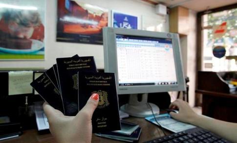 حملة فرنسية على جوازات السفر السورية المزورة