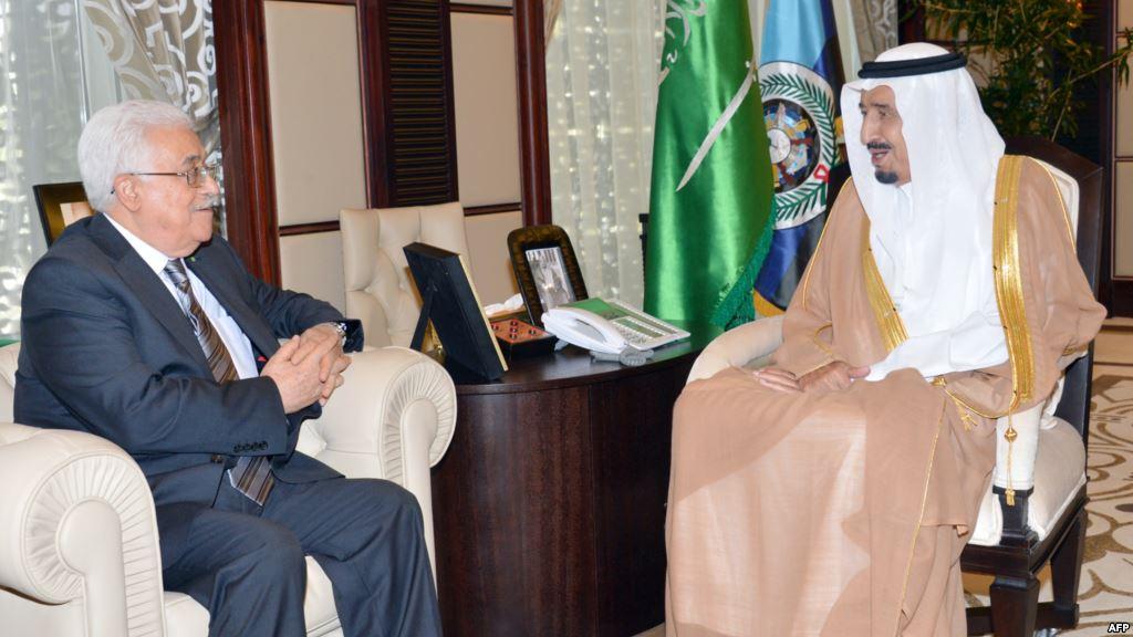 فلسطين تنضم إلى التحالف العسكري الاسلامي الذي أقامته السعودية
