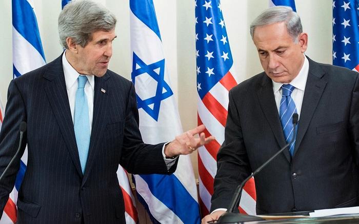 كيري: يحذر من انهيار السلطة وواثق أن إسرائيل ستصبح دولة ثنائية القومية