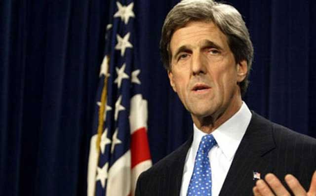 كيري يحذر من خطورة عدم تحويل عائدات الضرائب للسلطة الفلسطينية