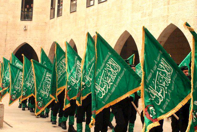 """""""حماس"""" من """"مُقاومة"""""""