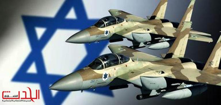 طائرات إسرائيلية