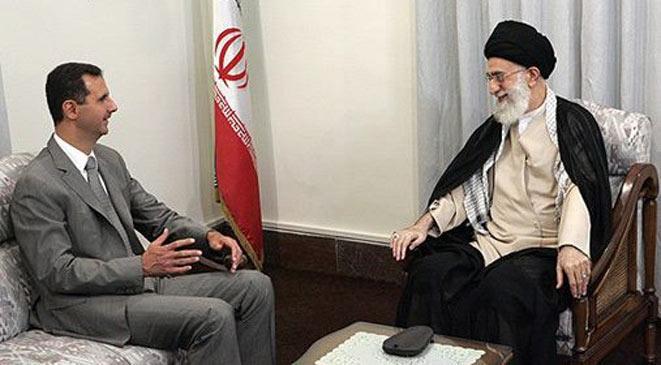 بقاء الأسد يكلف طهران