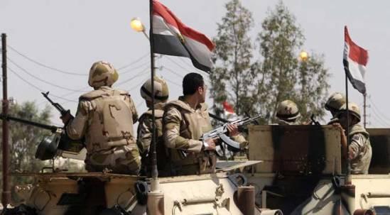 هل يضرب الجيش المصري