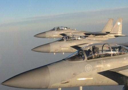 """""""عاصفة الحزم"""".. طائرات"""