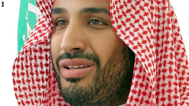 محمد بن سلمان.. ثلاثيني