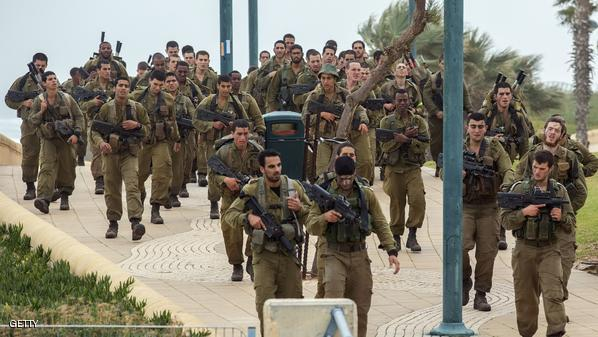 إسرائيل: الخيار العسكري
