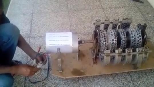 بالفيديو..توليد طاقة بدون وقود