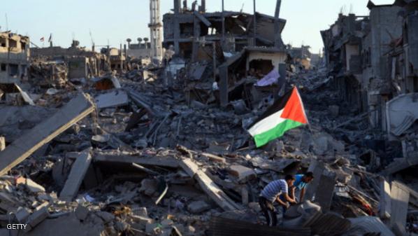 هاس: الأحياء أموات في غزة