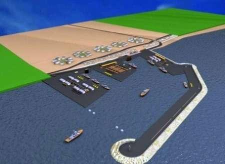 نتنياهو يبحث في قبرص انشاء ميناء في غزة