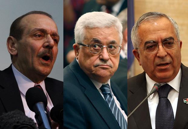 معهد واشنطن: ما دلالات استهداف عباس لفياض وعبد ربه؟