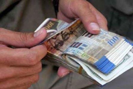 المالية: ثلث الرواتب