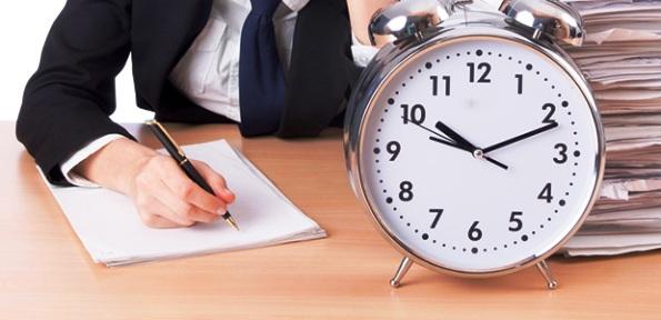 10 نصائح لإدارة الوقت