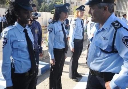 قائد الشرطة الإسرائيلية