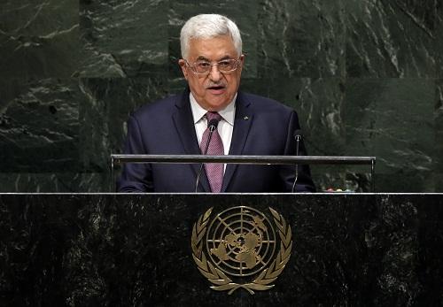 الرئيس عباس: لا يمكن