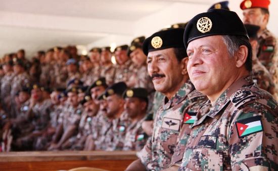 معارض اردني: انقلاب