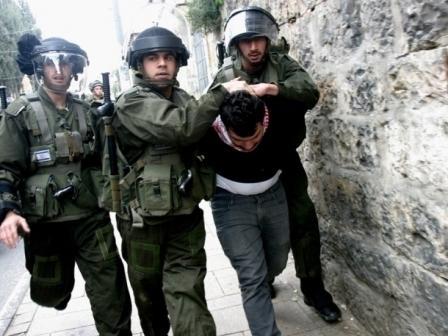 الاحتلال يعتقل 32