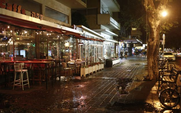 ديزنجوف.. الأشباح تسكن شارع اللهو في تل أبيب
