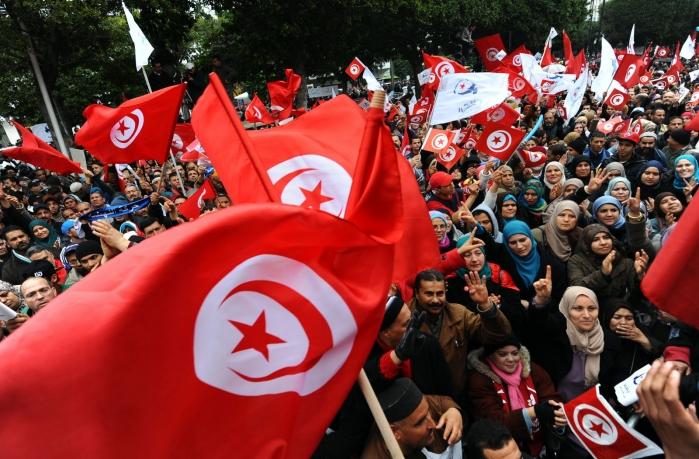 مهد الثورة تونس تشهد احتجاجات عارمة