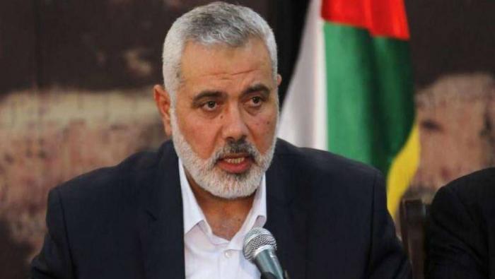 هنية: نسعى إلى تطبيق اتفاق المصالحة لإنهاء معاناة غزة