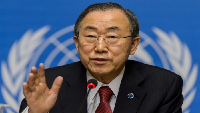 بان كي مون: مواصلة سياسة الاستيطان هو استخفاف بالشعب الفلسطيني والمجتمع الدولي