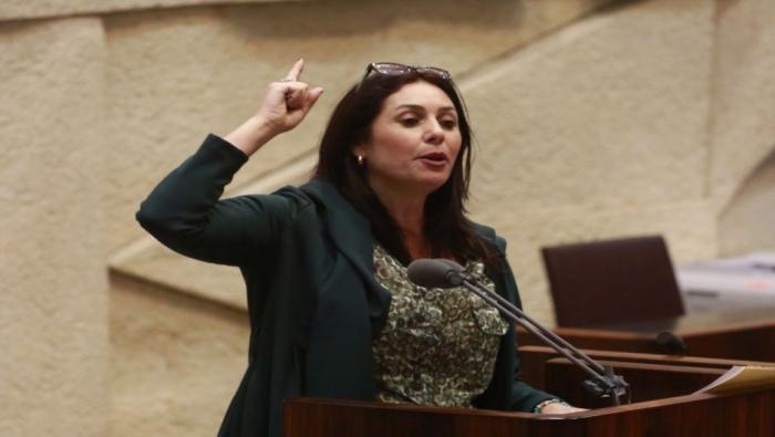 مشروع قانون يمنع الدعم الحكومي عن مؤسسات تنكر يهودية