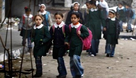 التربية والتعليم: 40 طالباً حرارتهم تعادل 4